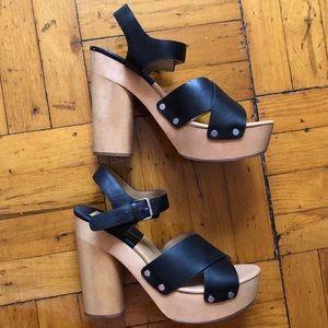Dolce Vita Cork Heels